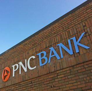 PNC Bank has struck a deal with the Smithsonian Institutionto put 11 ATMs in the Castle building, six museums and the National Zoo.