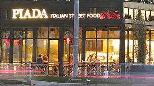 Piada soon will be taking its Italian food to markets outside Columbus.