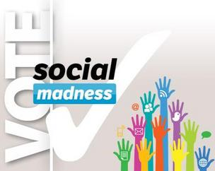 Voting in the final round of local Social Madness competition continues through July 16.