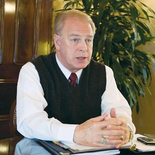 Former Gov. Ted Strickland was among several Ohio speakers at the Democratic National Convention.