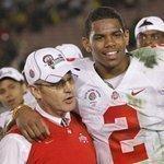 <strong>Pryor</strong> OK'd for supplemental NFL draft, gets 5-game suspension