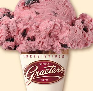 Graeter's will provide eight flavors of its ice cream at Horseshoe Casino Cincinnati.