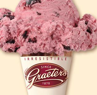 Graeter's ice cream is one of several local treats at Cincinnati's casino.
