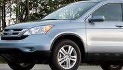 13: Honda CR-V, 218,373