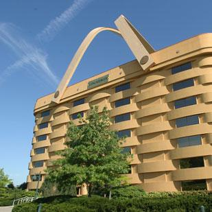 The Longaberger Co., Whose Headquarters Is Shaped Like A Basket, Has Listed  For
