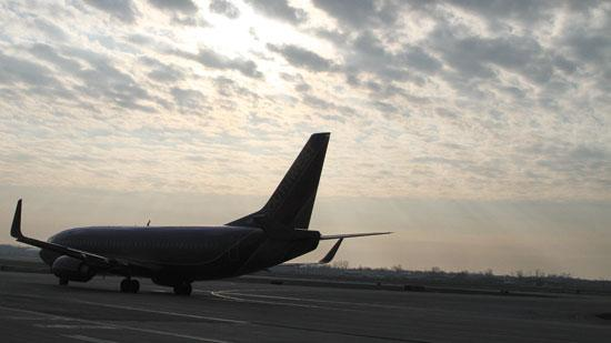Airlines are flying to the New York City area with extra fuel due to concerns over possible shortages caused by the aftermath of Hurricane Sandy.