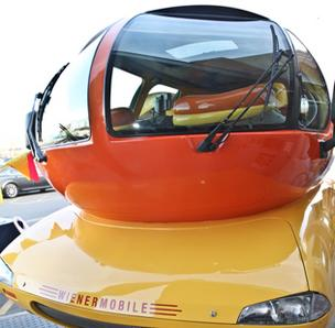 The Oscar Mayer Wienermobile will come to Wichita and Goddard later this week.