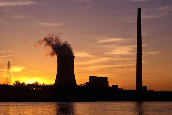 Coal-burning power plants are the country's largest carbon emitters.