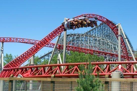 Cedar Point parent company Cedar Fair LP turned a $72.2 million profit last year.