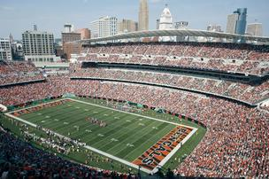 Cincinnati Bengals, sold out