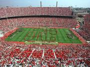 No. 2 - Ohio State Attendance: 105,278 Conference: Big Ten