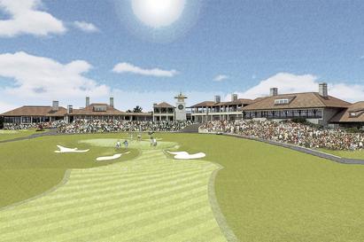 First look: Muirfield Village renovations