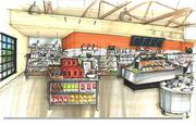 Hills Market wants to be a place where downtown residents can get what they need, more conveniently.