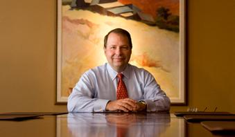 Huntington's Steve Steinour says the Midwest is leading the nation's economic recovery.