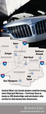 Ford gives Lincoln dealers ultimatum