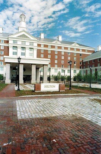 The Hilton at Easton