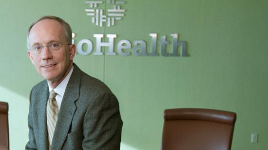 Dave Blom, Columbus Business First's 2012 Businessperson of the Year, thinks employers must demand more accountability from workers on their health insurance plans.
