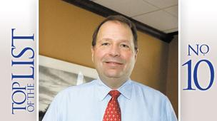 No. 10: Stephen SteinourChairman and CEO, Huntington Bancshares Inc.2011 compensation: $6.4 million