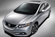 Honda Civic: Affordable, dependable, economical and comfortable.