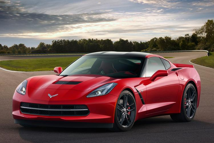 Chevy is using the Corvette Stingray brand for the first time since the 1960s.