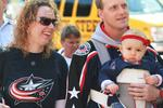 Slideshow: Big crowd turns out as Blue Jackets unveil 2013 All-Star Game logo