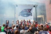 The 2013 NHL All-Star Game and festivities will take place Jan. 26 and 27. The event's logo was revealed Friday.