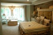 Fischer Homes netted a first-place award for its interior design.