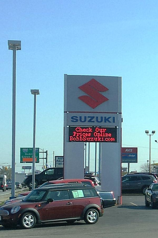 suzuki motor corp. to stop selling cars in u.s. after failing to