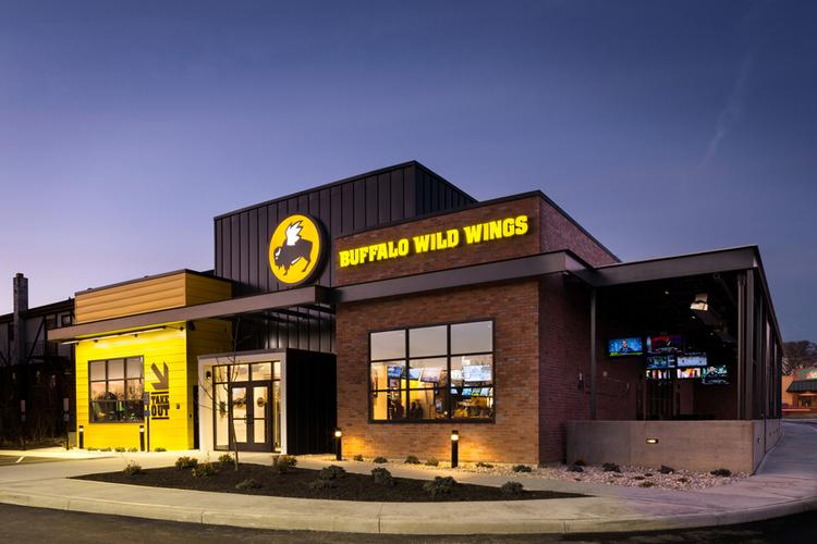 A Buffalo Wild Wings has been proposed for Racine.