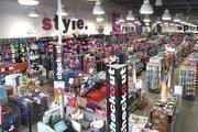 The typical Five Below store stocks goods between $1 and $5, focusing on trendy teen merchandise.