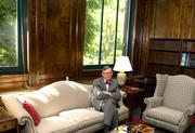 """Ohio State President Gordon Gee will appear every six months at Huntington-hosted events with business clients and prospects. He'll also allow a Huntington-nominated student to """"experience a morning or afternoon in the life of Gordon Gee."""""""