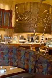 The largest of several dining options for those wanting to take a break from gambling is the Epic Buffet, which can hold more than 300 diners.