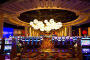 The casino will have slot machines throughout, more than 3,000 in all, as it aims to be the dominant force in the region's gaming industry.