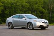 The 2009 Acura TL ranked second in the entry premium car category of J.D. Power and Associates latest dependability study.