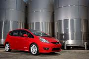 The 2009 Honda Fit ranked third in the sub-compact car category of J.D. Power and Associates latest dependability study.