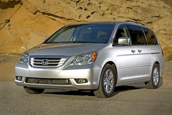 Some models of the Honda Odyssey may brake unexpectedly by themselves, according to complaints received by the U.S. Department of Transportation.