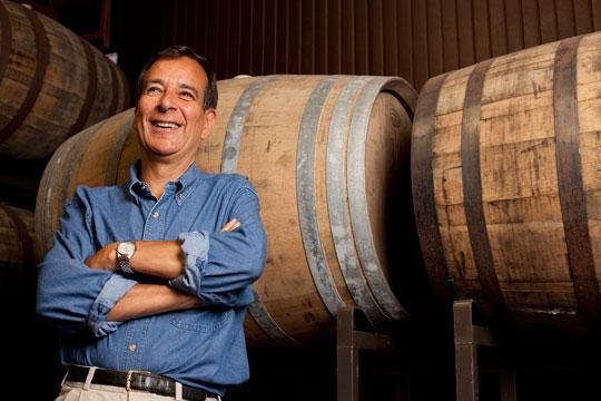 Boston Beer Chairman Jim Koch praised Columbus for its fast-developing restaurant and bar scene.