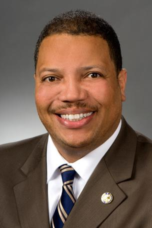 State Rep. Clayton Luckie of Dayton is facing 49 charges tied to campaign expenditures.