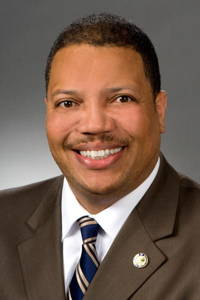 State Rep. Clayton Luckie was indicted on corruption charges by a Franklin County grand jury.