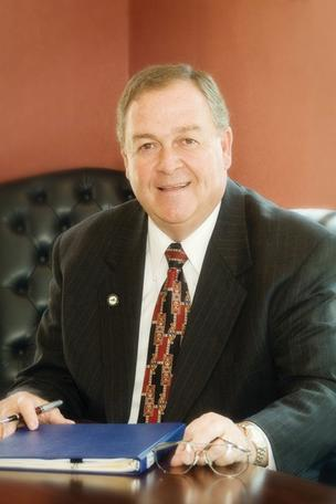 Heartland Bank founder Tiney McComb