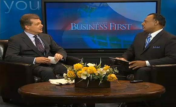 Columbus Business First Publisher Don DePerro appeared with NBC4 Today anchor Mike Jackson on Friday to discuss the week's top business headlines.