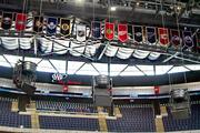 Nationwide Arena's renovations, including improvements to its video and sound systems, are scheduled for completion by Sept. 15.