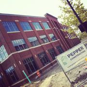Pepper Construction Co. is in charge of the 51,300-square-foot FBI building.