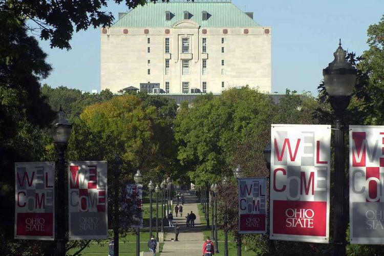 Ohio State University's endowment last fiscal year hit $1.9 billion with a 13.2 percent return, one of the best rates in the state for investment pools of that size.