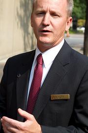 Steve Groppe will run the Sheraton Columbus Hotel at Capitol Square as general manager.