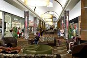 The interior of the Shops at Worthington Place is set for rehab by the shopping complex's newest owners, Morris Capital Partners and Real Estate Development Advisors.