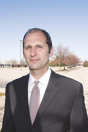 Matt Stavroff is making progress turning around the Dublin Village Center that his firm bought in 2009.
