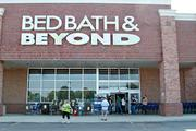A Bed Bath & Beyond store on Route 256 didn't have power, but it stayed open with workers leading shoppers through aisles with flashlights.