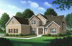 Tuckerman Home Group has its four-bedroom Parade of Homes entry in contract for $569,000.