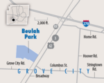 Beulah Park put up for sale for $9.6M